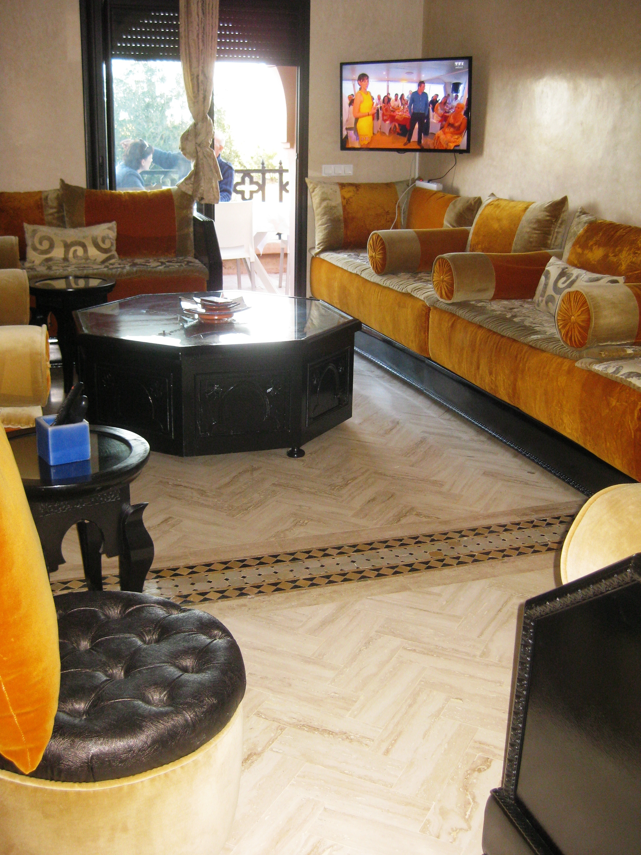 long term rental Apartment Marrakech Road to Fes