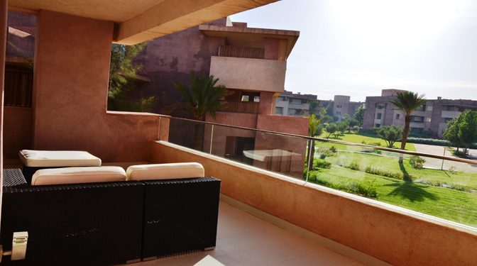 Long Term Rental Apartment Med VI Marrakech