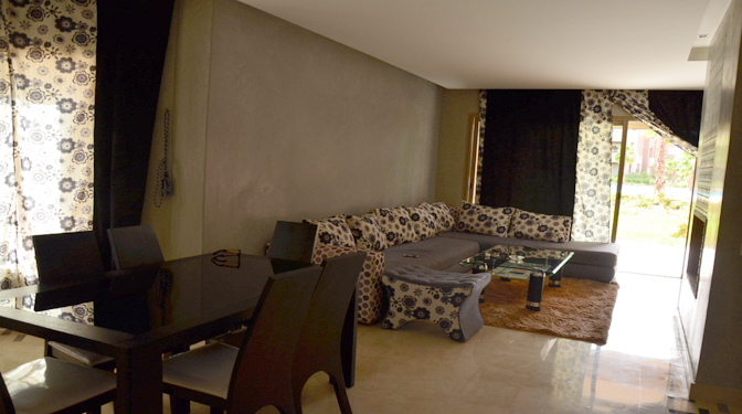 Long Term Rental apartment Marrakech Med VI