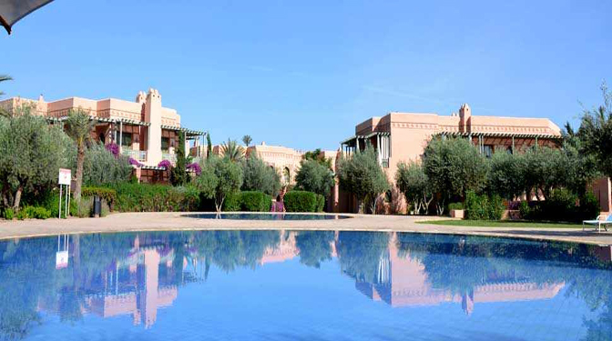 Long Term Rental Apartment Palmeraie Marrakech