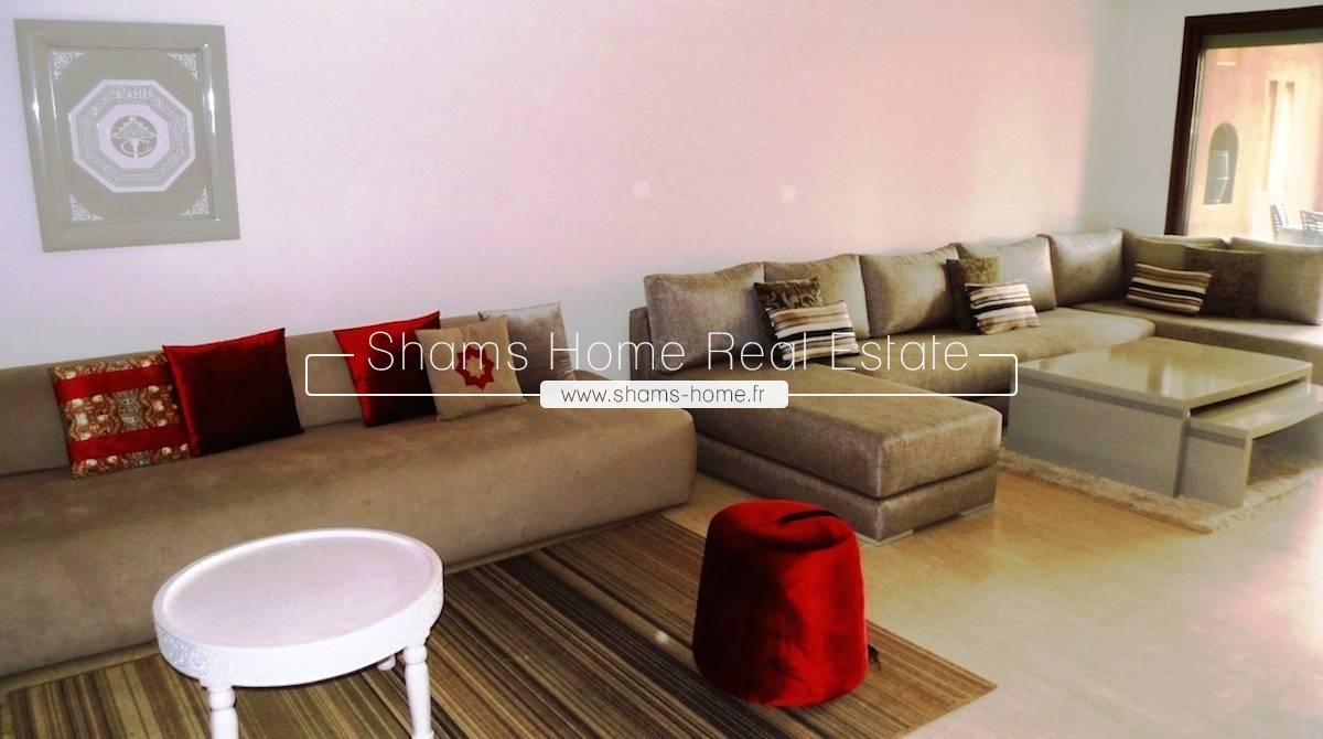 Apartment for renting Bv Mohamed VI Marrakech