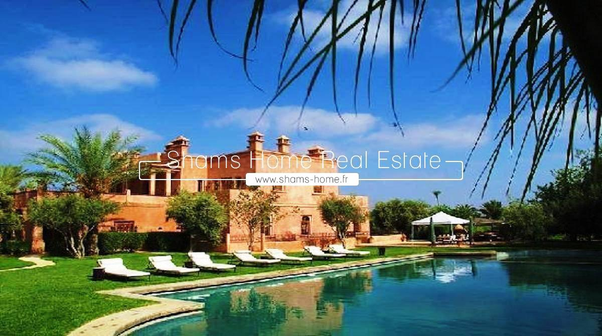Luxury Guest House for sale Marrakech