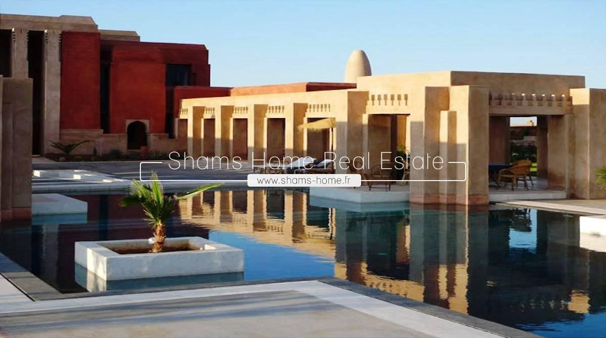 Charming Guest House for sale Marrakech Road of Ourika