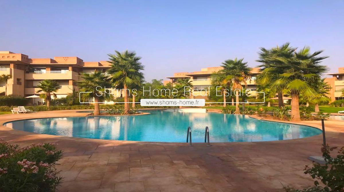 Beautiful  Apartment For Long Term Rental on Golf Marrakech