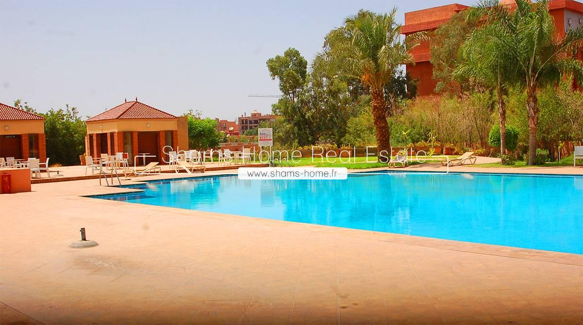 Beautiful Apartment for Sale in Hivernage Marrakech