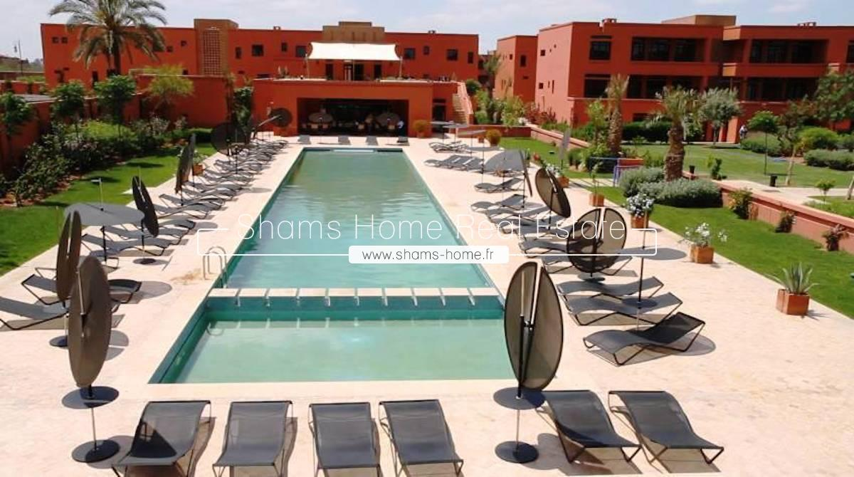 Long Term Rental Apartment Marrakech Amelkis