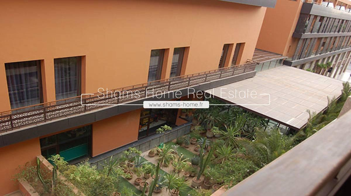 long term rental apartment Marrakech