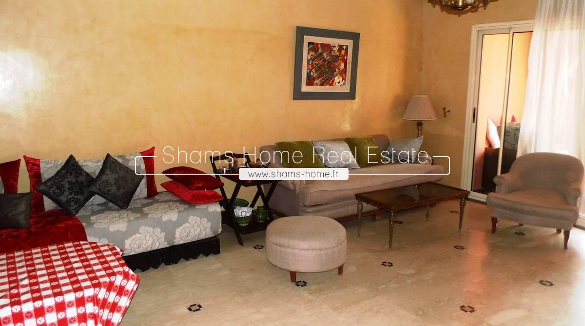 Long term rental Luxury Apartment Marrakech Hivernage
