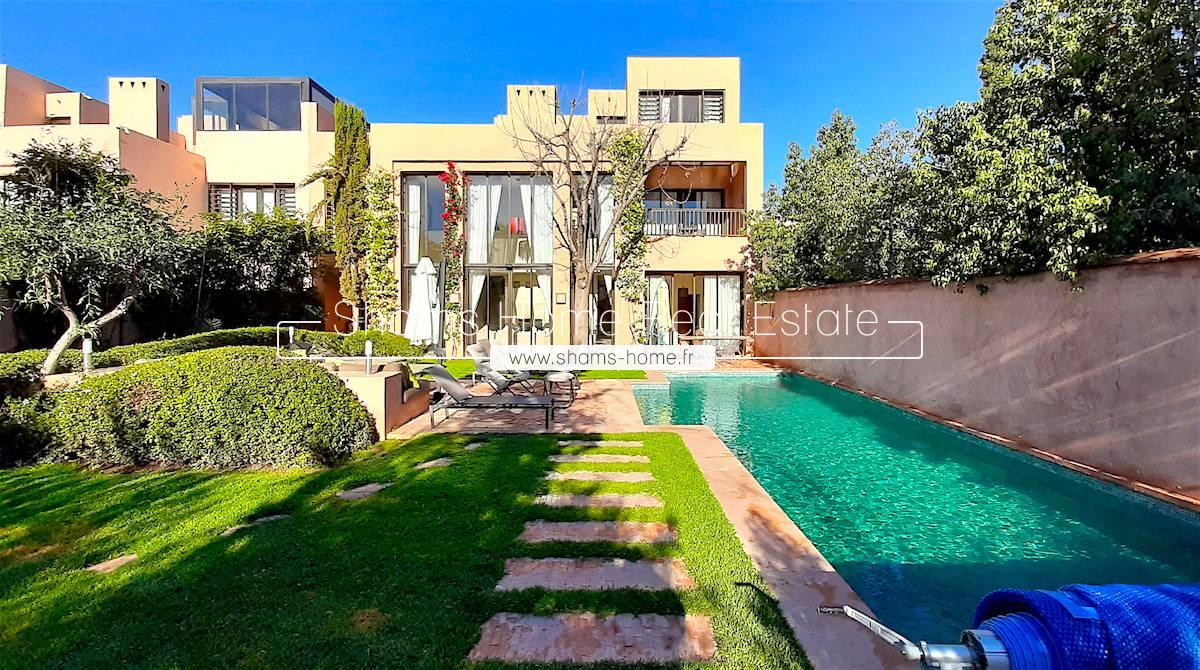 Luxurious Villa for Rent Al Maaden Golf in Marrakech