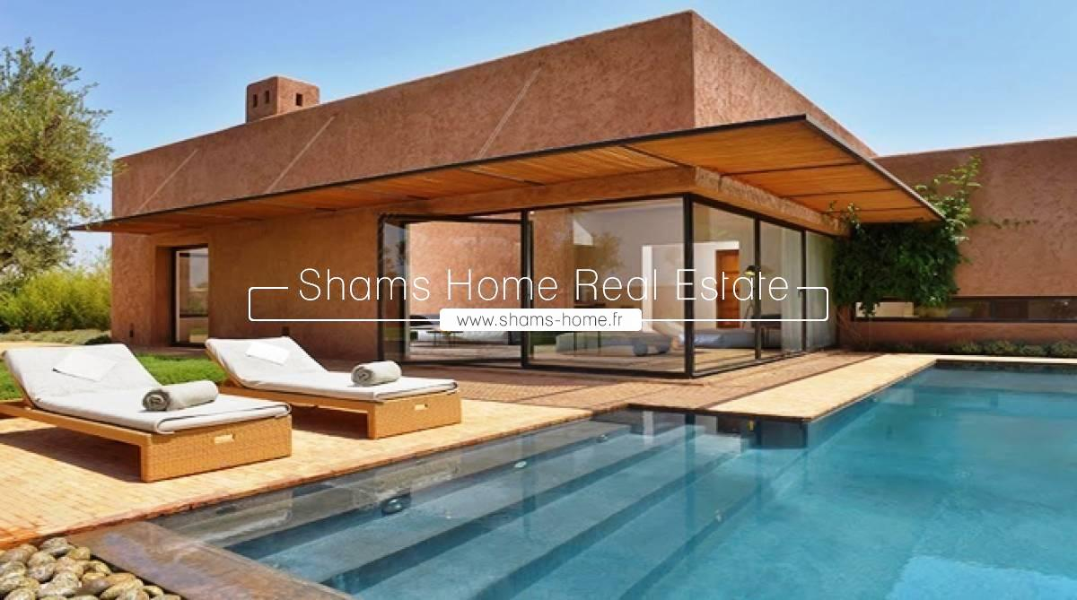 luxury villa to buy in Marrakech Road to Amizmiz