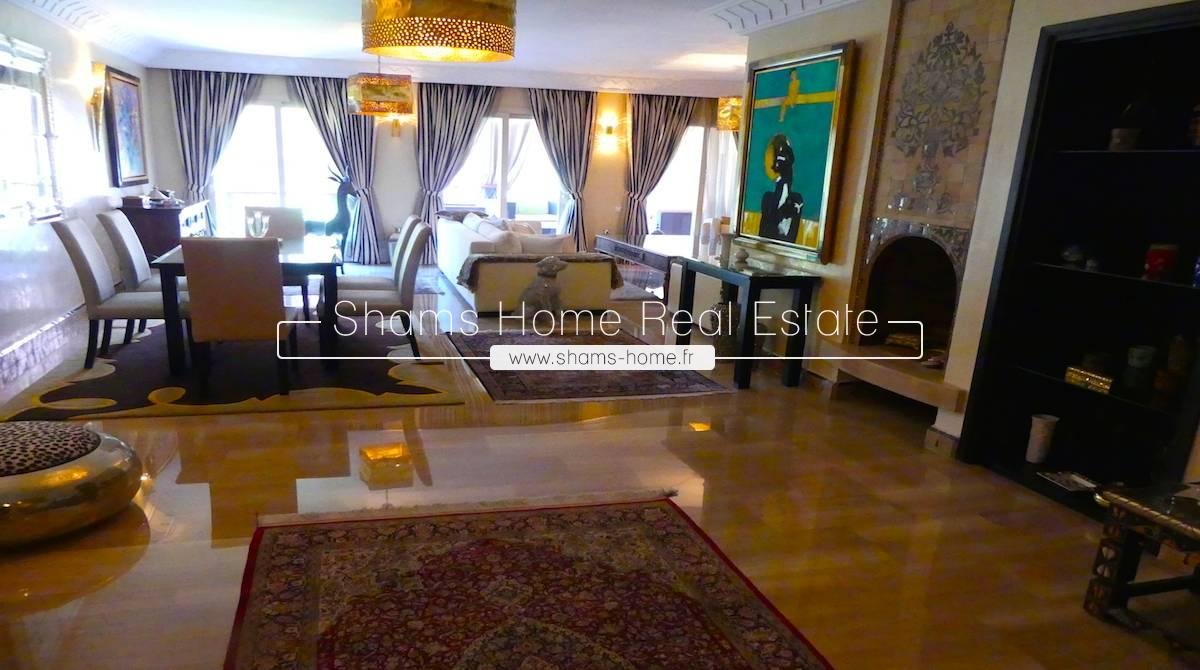 Luxury Apartment for Rent Marrakech Hivernage