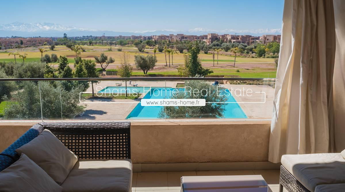 Apartment Long term rental Marrakech Mohammed VI