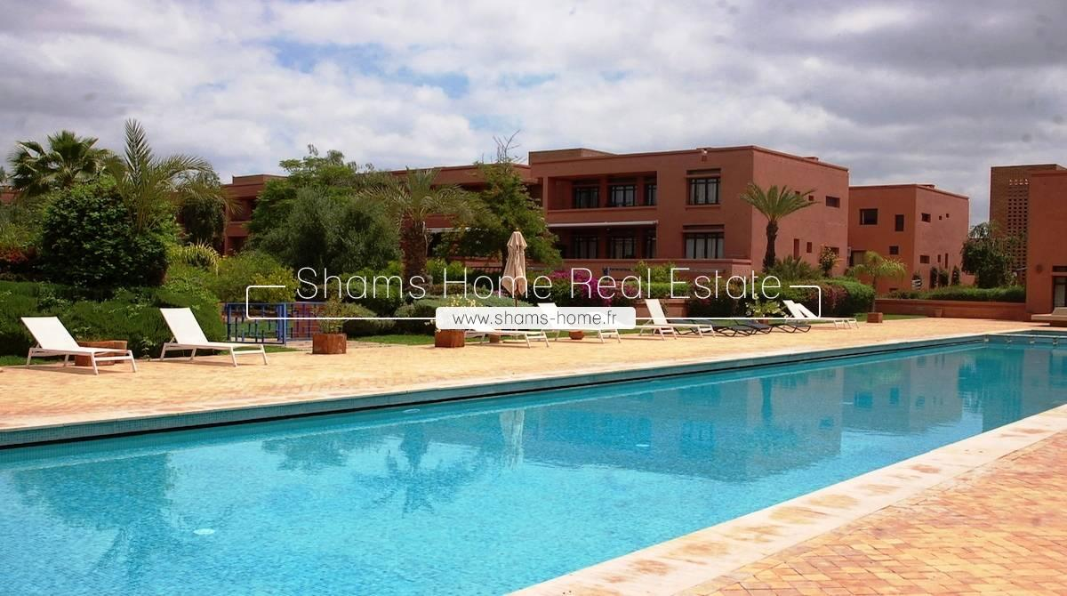 Luxury Apartment For sale in Marrakech Amelkis