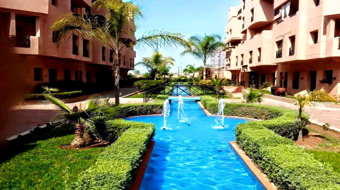 Apartment for renting Palmeraie Marrakech