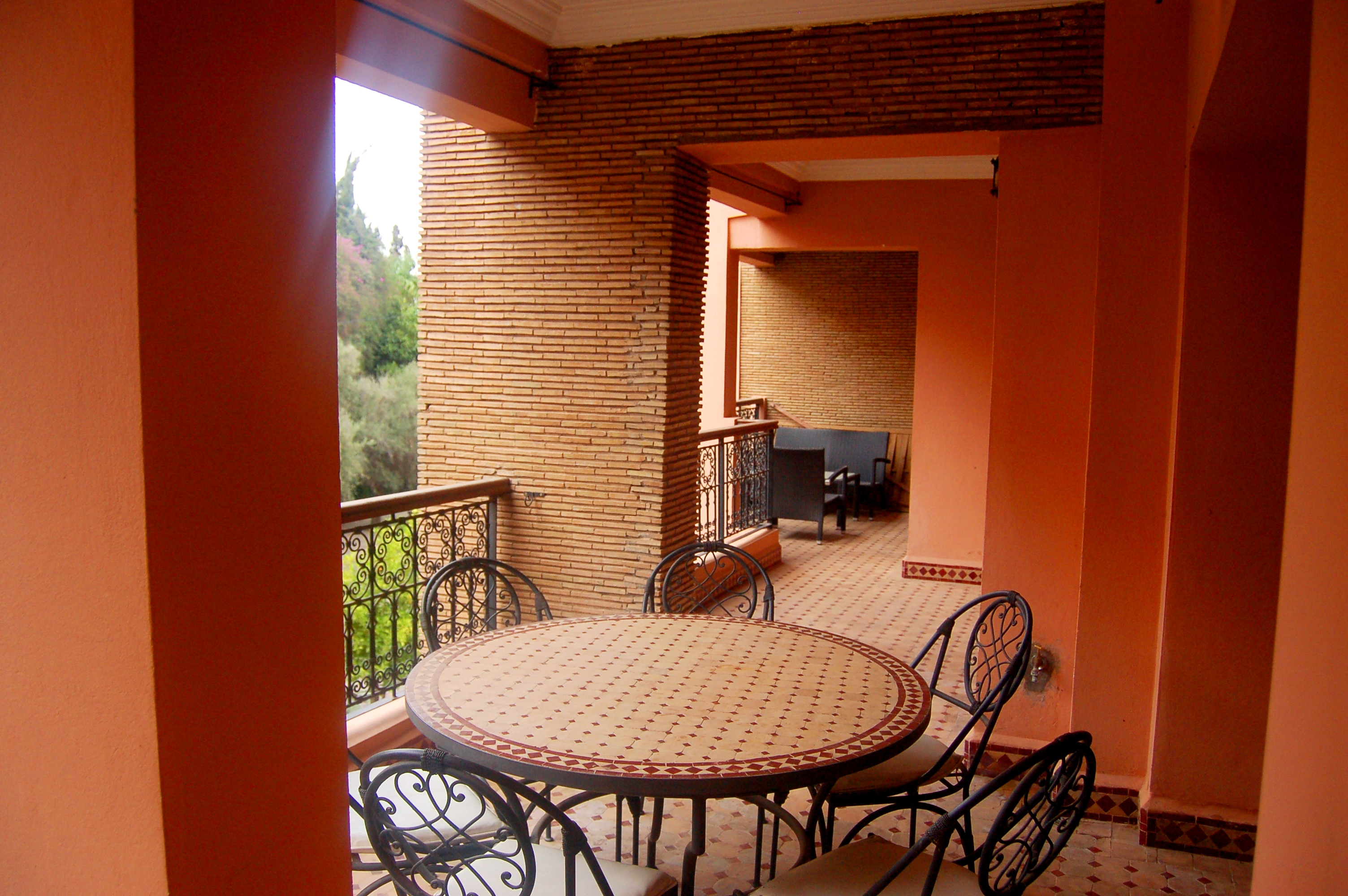 Apartment for renting HivernageMarrakech