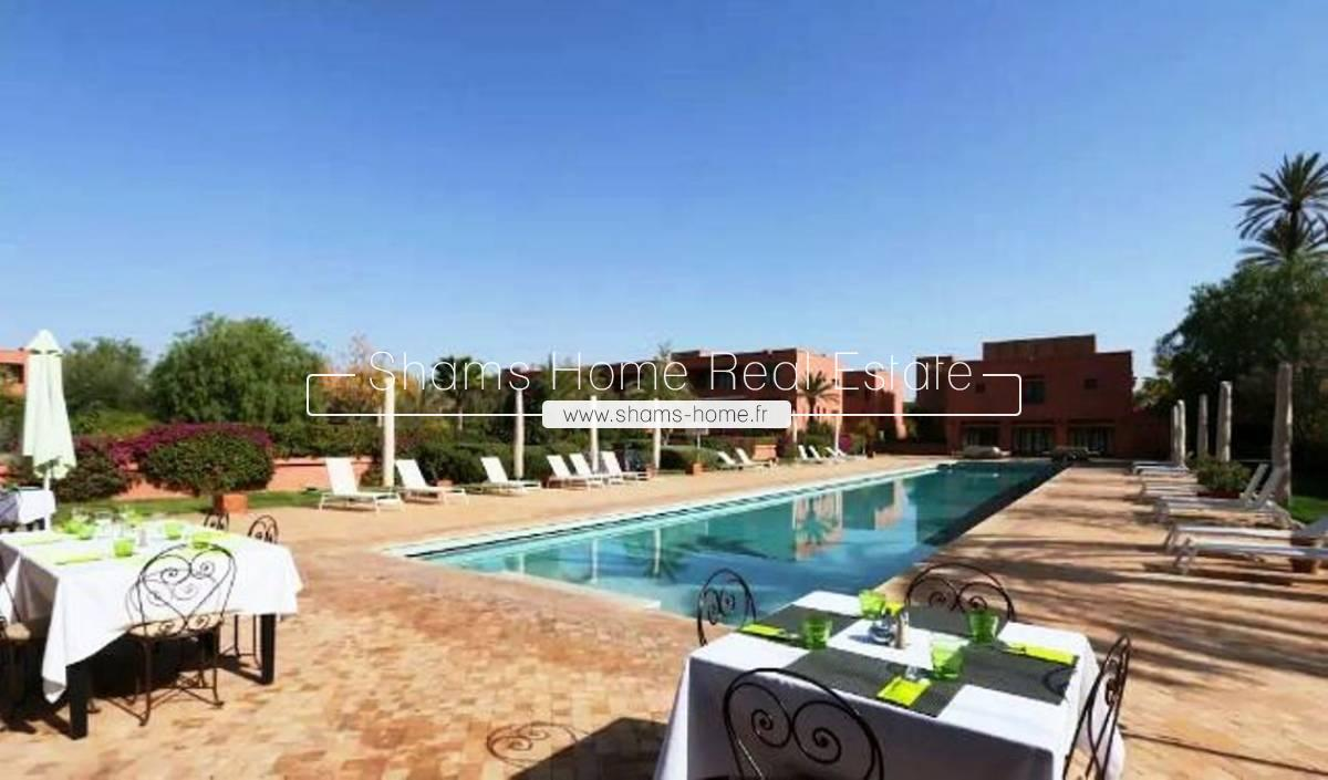 Luxury Apartment for renting Amelkis Marrakech